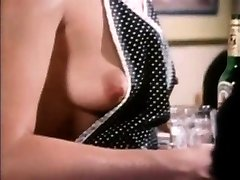 Classical scene babe giving oral and fucking
