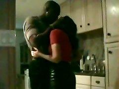 Amateur Cums Hard on Black Manmeat