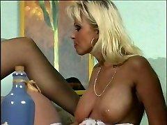 German pee fuck-fest