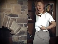 SUSSUDIO - vintage ginger ginormous tits strip dance