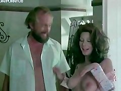 Edwige Fenech and Lia Tanzi nude from The Virgo, the Taurus...