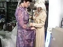 Grandma girl/girl