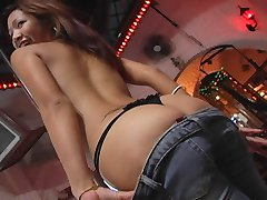 Tiny Thai Hooker with amazing ass gets fucked