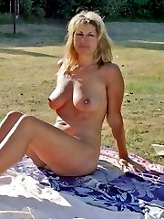 Naked On The Beach! Gallery #46