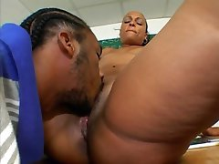 Tight young teacher gets her fat ass fucked