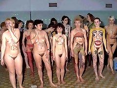 Nudists group Mature swingers