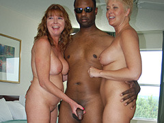 Senior swingers orgy