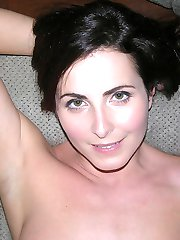 33 Year Old Mature Brunette Soccer Mom MILF - Helena Model
