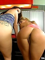 Great asses on these two hotties