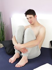 21 year old Jack Finix is from a small town in the Czech Republic. Strikingly handsome and twinkishly smooth - Jack models in his spare time to help finance furthering his education.