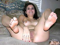 Amateur Latina Teen Model - Raquel Model