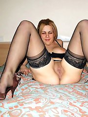Milf in Stockings pictures