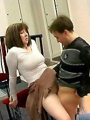 Hot mature sex