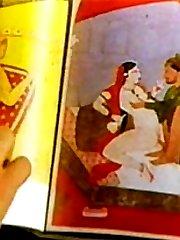 Retro Latina lady stuffed
