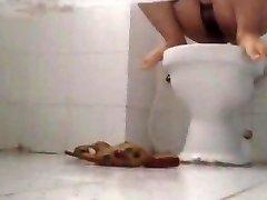 az ázsiai stílus, zömök, wc