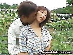 تشيساتو Shouda الآسيوية فتاة ناضجة يحصل part3