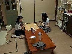 لا يصدق اليابانية عاهرة في أفضل JAV فيلم