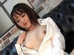Runa Kanzaki Uncensored Hardcore Video with Creampie, Dildos/Toys sequences