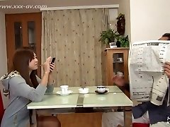 Youthfull girl meets old man