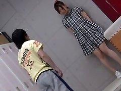 أفضل اليابانية الفرخ Asumi ميساكي, ناتسومي Inagawa في سخونة صديقة JAV كليب