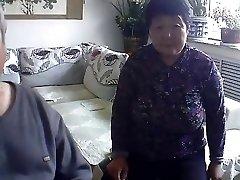 Senior duo