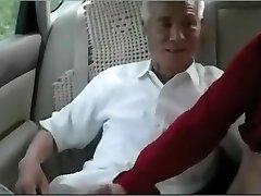 Old man japanese fuck mature woman