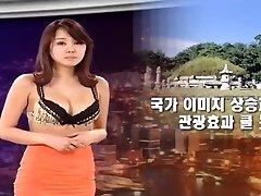 Naked news Korea part Trio