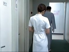 Finest Japanese model Aya Kiriya, Mirei Yokoyama, Emiri Momoka in Exotic Nurse JAV movie