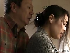 Mina Kanamori hot Asian cougar is a mischievous housewife