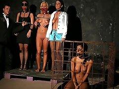 The Slave Auctions
