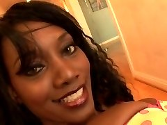 Nyomi is a dirty ebony chick that knows how to please a cock