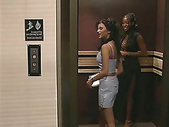 Stuck in the lift