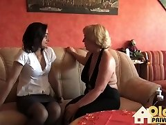 Old All Girl XXX Story