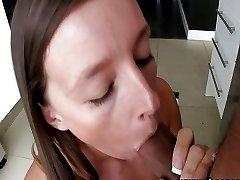 Fat ass busty tattooed girlfriend fucked hard
