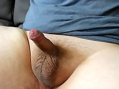 Young Gay man masturbates and cums rigid!