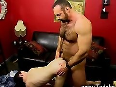 Scorching twink scene The desperate lil' lad gets