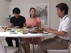 Japon Karısı Sik Misafir