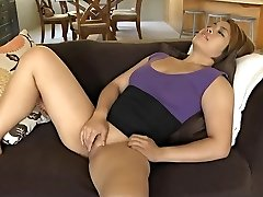 Lascivious Bulky Asian Wife