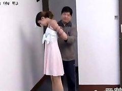Čínská dívka v otroctví