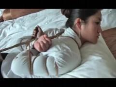 Oriental bound up
