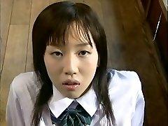 Japonsko dívka, bukkake