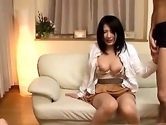 Seductive Japanese Chick Fucking