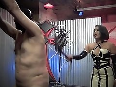 THE WHIPPING GAME CONTINUES Starring Mistress An Li