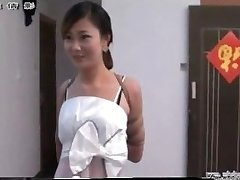 Chinese angel in servitude