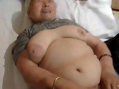 80yr old Japanese Granny Still Likes to Fuck (Uncensored)
