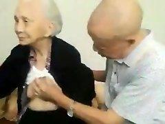 Asian Older Couple