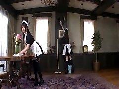 2 Japanese Maids