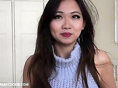 Asiatiska tonåring i virgin killer tröja porr