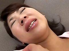 Giapponese infermiera scopata buona