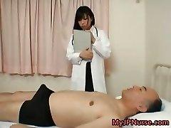 Giapponese medico è cornea per il cazzo part1
